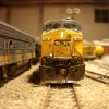 CSX 205 CW44 AC - Athearn Ready to Roll